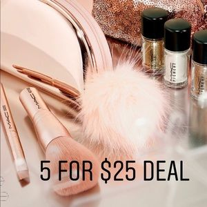 5 FOR $25 DEAL